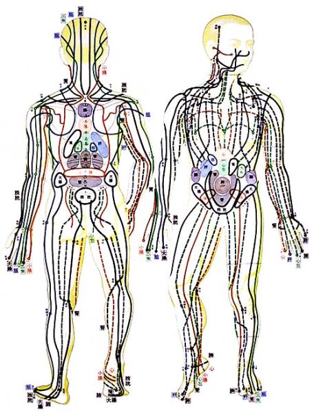 shiatsu health wellbeing massage meridians balance healing alternative
