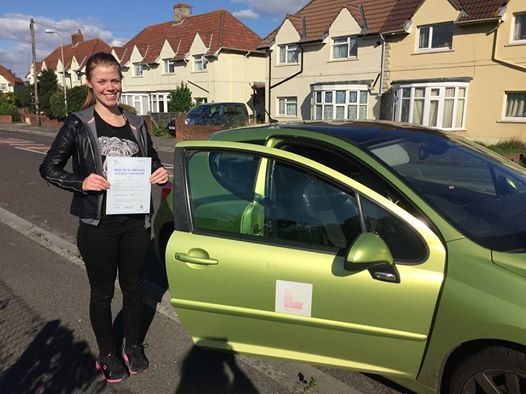 Rachel Passes With A Line Driving 6th October 2016