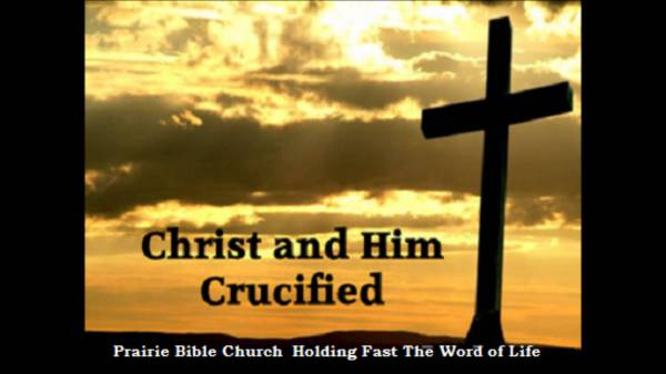Is Christ Really the Central Focus of Your Apologetic? (originally posted on 5/22/2015)