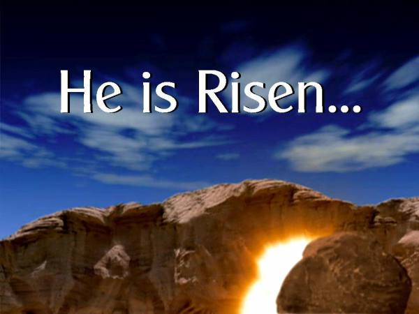 Thoughts for Sunday Prior to Easter!