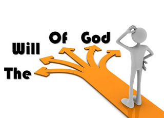 "God's will....Are you living in it or ""outside"" of it?"