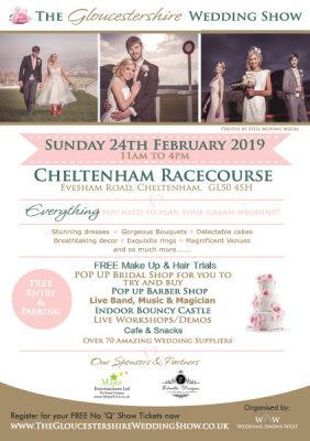 The Gloucesteshire Wedding Show