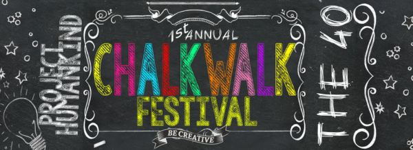 2016 CHALK WALK - Minneapolis