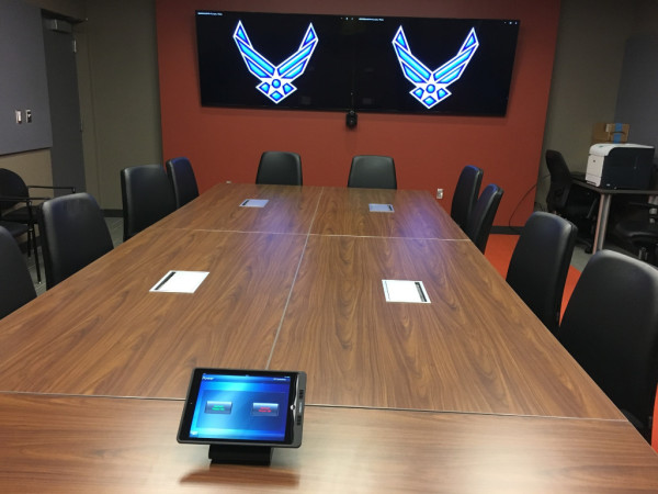 Secure Conference Rooms