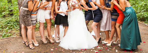 Bridal Party Tribute Package