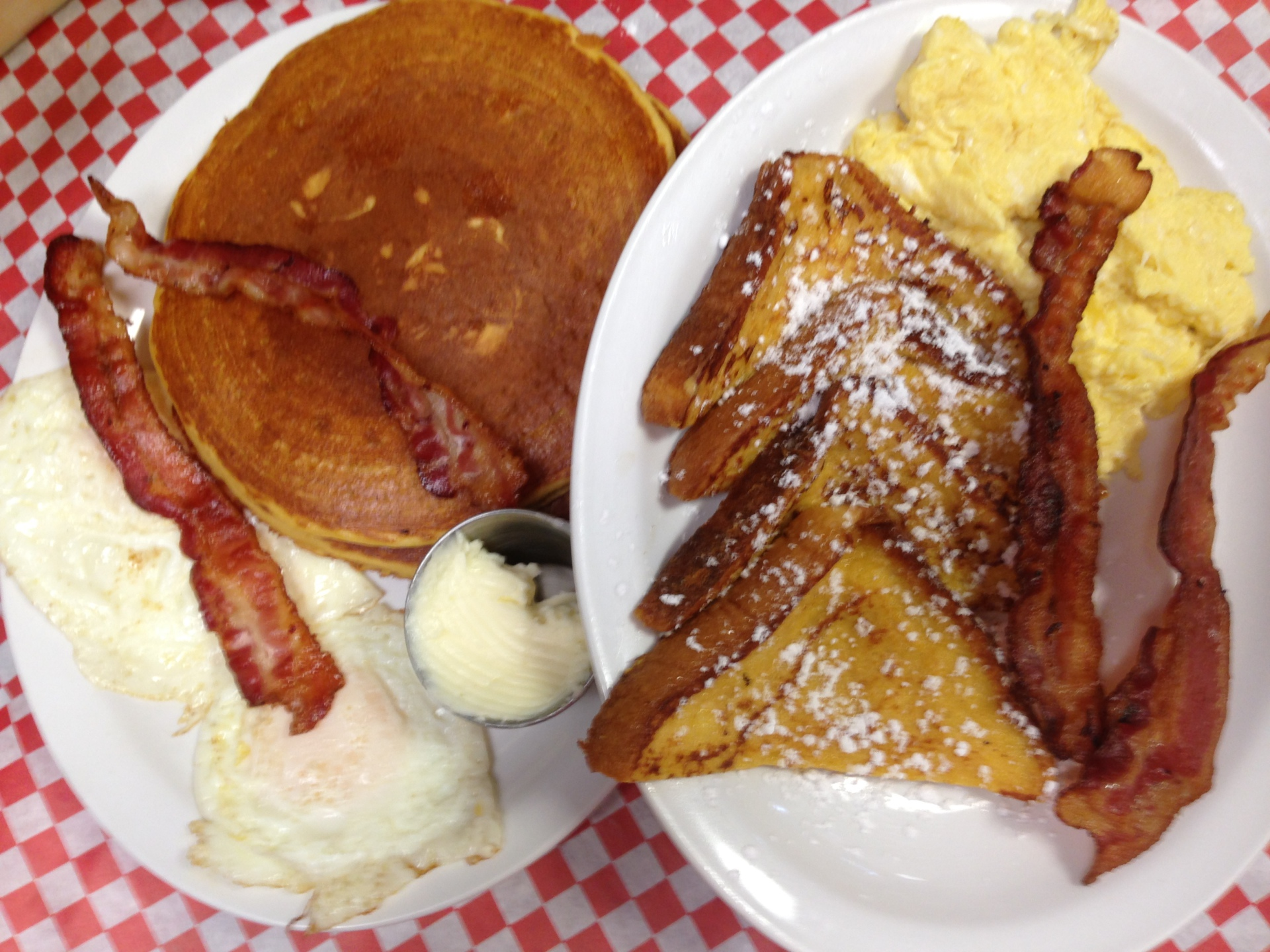 Pancakes & French Toast  Special