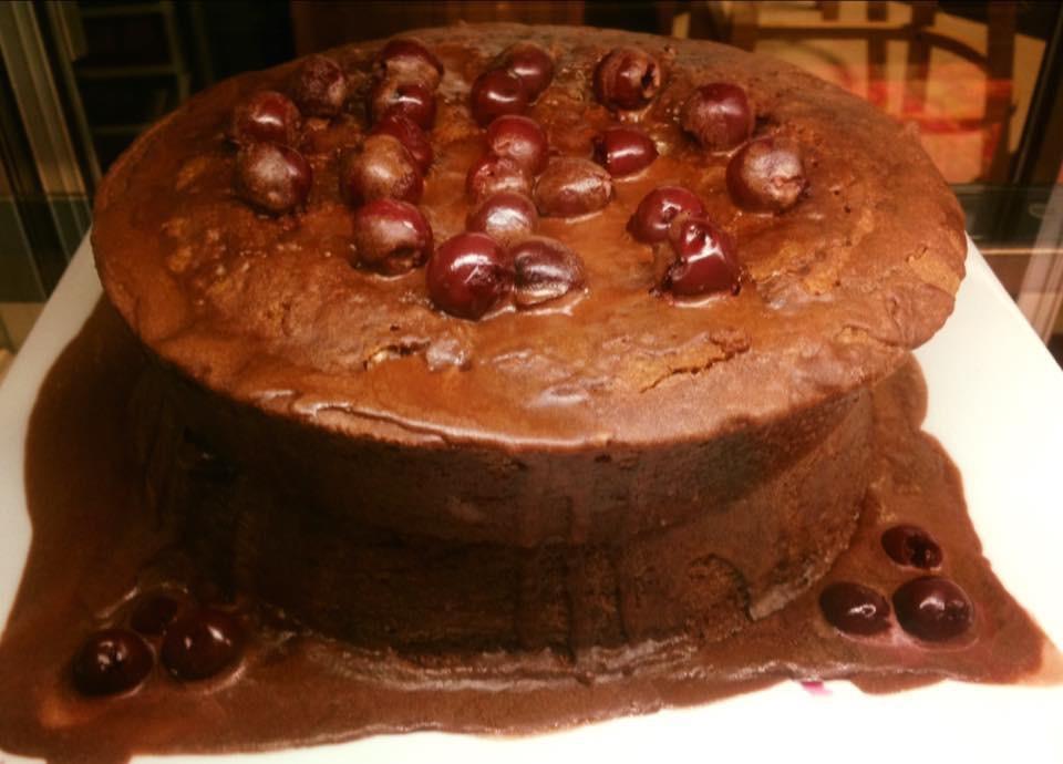 Dr. Pepper Pound Cake