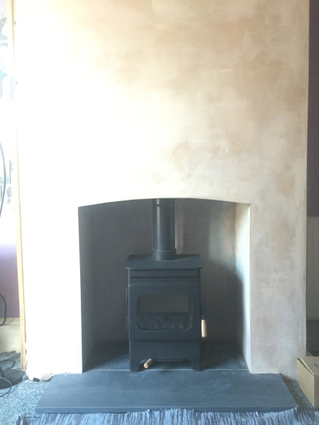 Burley Debdale, Wood Burning Stove Istallation, fireplace installation bristol