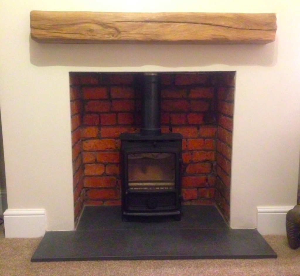FDC4 Multifuel Stove Installation, stove installation bristol, wood burner, HETAS installer
