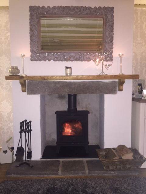 Stovax Stockton 5, wood burner Installation, wood burners bristol