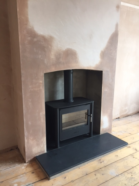 Stove installer bristol, hetas, fireplace, esse 125, stove, wood burner, log burner