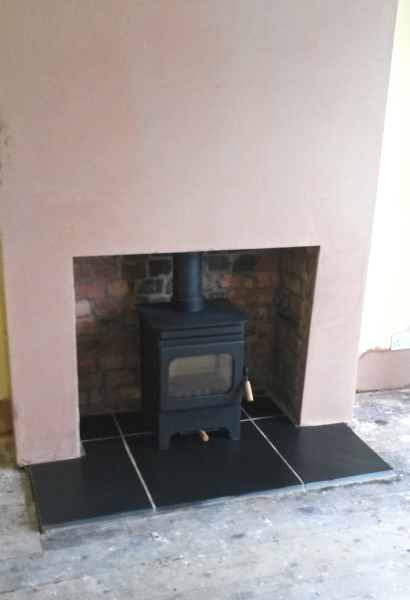 Burley Debdale, Fireplace, stove, wood burning stove, bristol stove installer