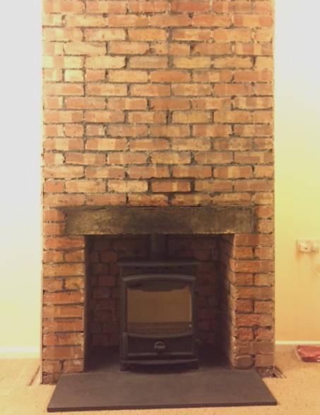 Fireline FP5 Multifuel stove