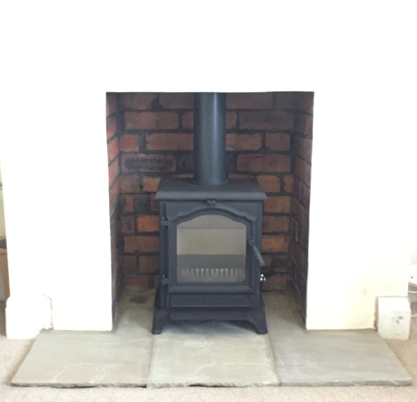 Esse stove, stone hearth, multi fuel stove, Bristol stove installer