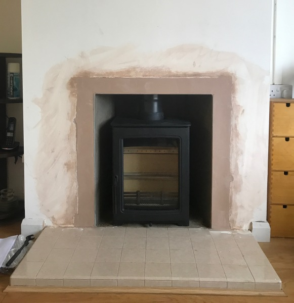 wood burning stove, stove installation Bristol,