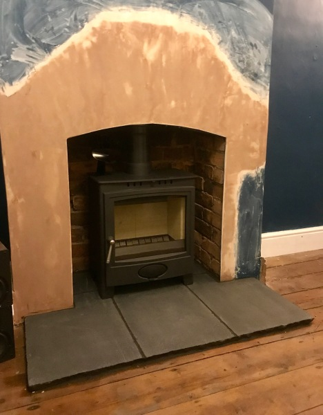 fireplace installer Bristol, multifuel stove, stove installer Bristol