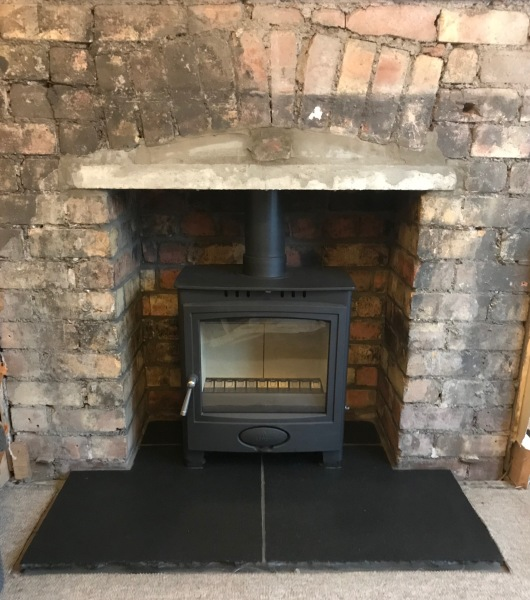 wood burner installation bristol, widescreen stove installation
