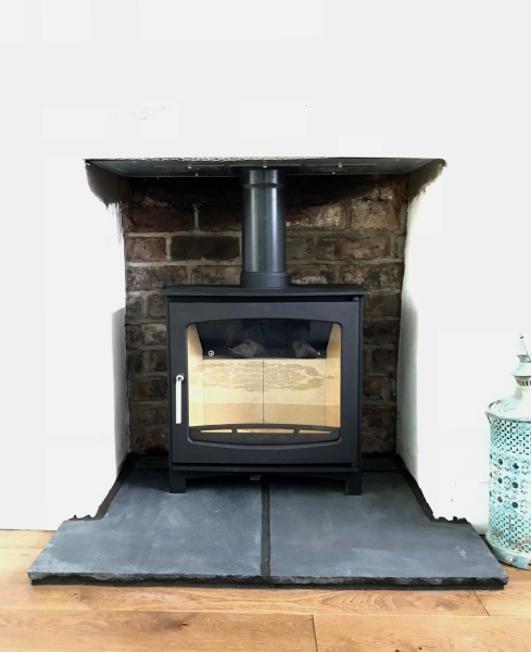 Log burner installation, wood burning stove installation, bristol stove installer