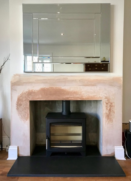 Wood burning stove bristol, stove installation