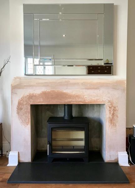 Wood burning stove bristol, stove installation