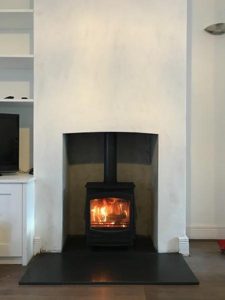 log burner installation bristol, bristol stove installer