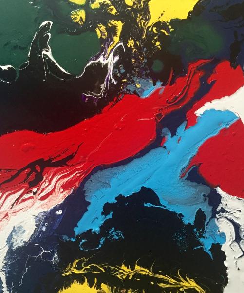'Kaleidoscopic World' II