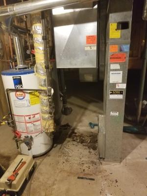 adding a new furnace