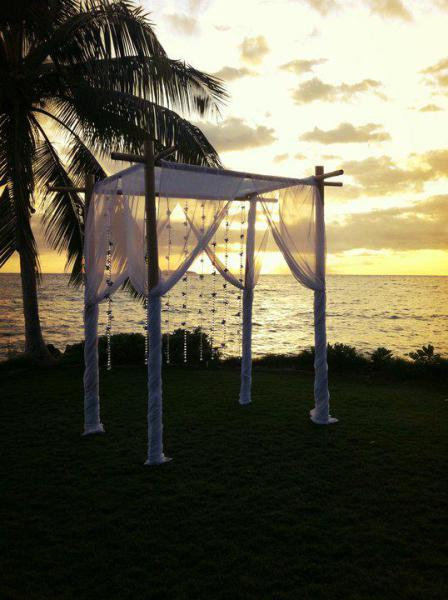 tables, chairs, linen, lighting, skirts, tents, party, parties, maui, Hawaii, weddings, birthdays, chocolate fountain, rentals, canopies, cheap, affordable, party rentals, graduations