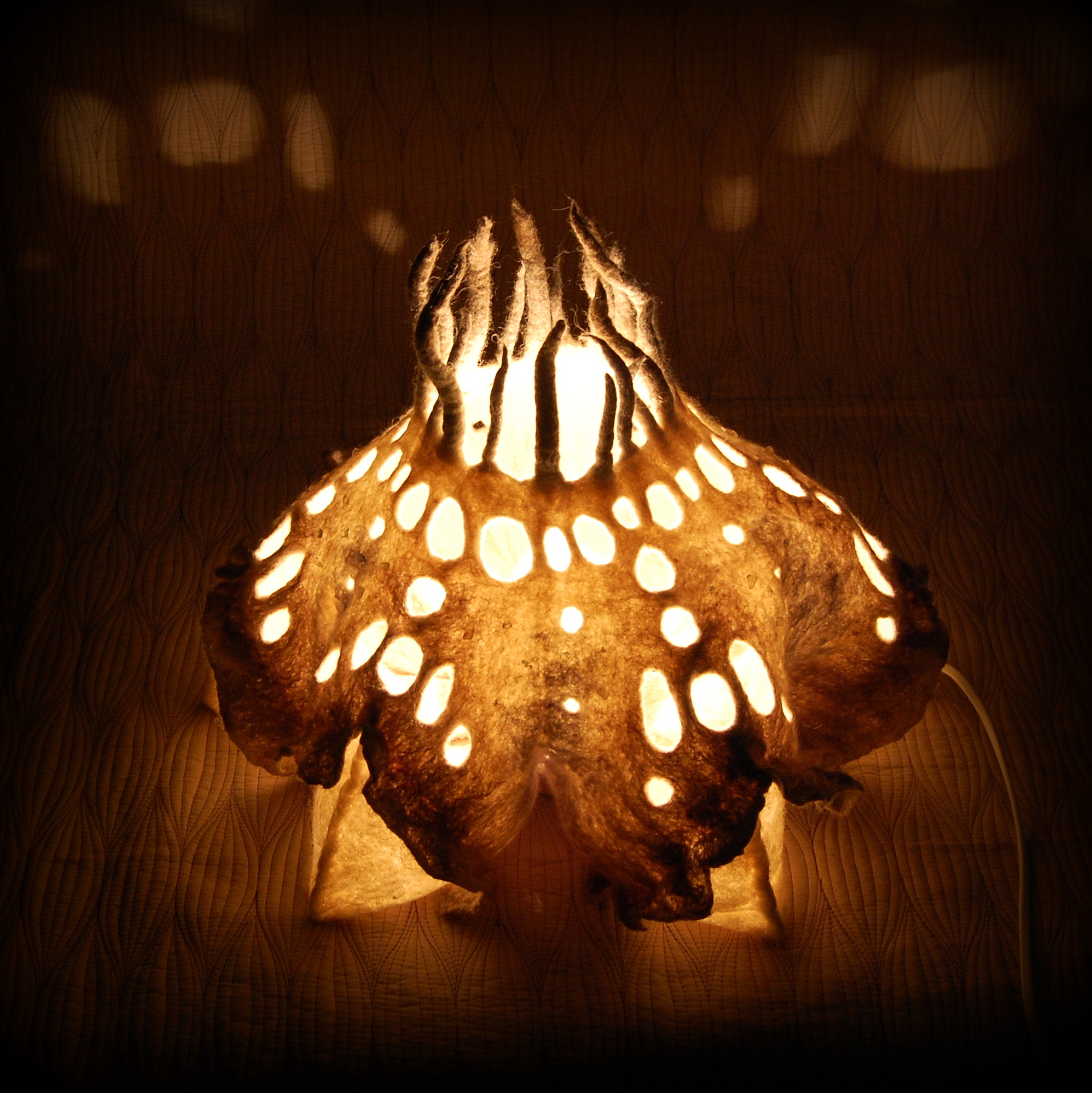 "Lamp ""Sea Tales"""