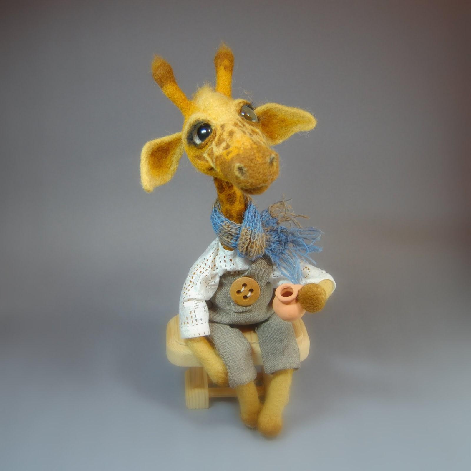 Honey Giraffe
