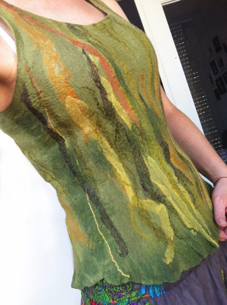 Felted Top