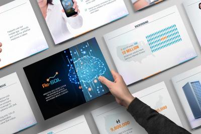 Brand, Infographics & Presentation Design