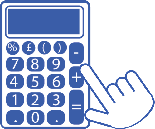 calculator tech icon