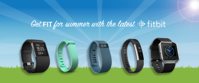 fitbit for summer