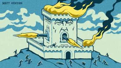 Donald Trump and the siege of Washington