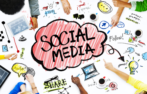 5 top tips to stop social media taking over your life!