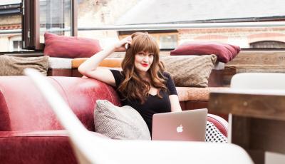 Meet the client: Lea Rice