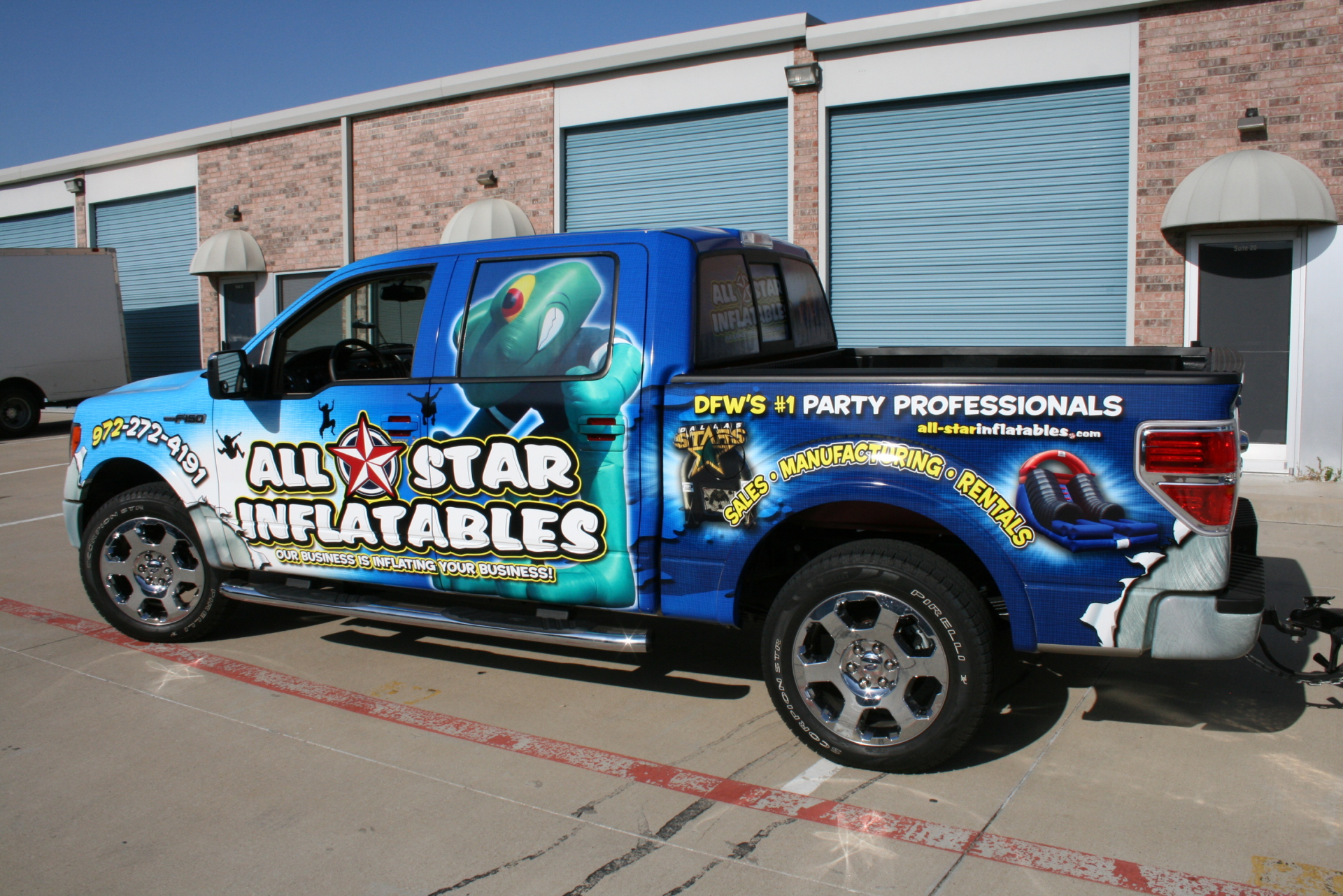 All Star Inflatables