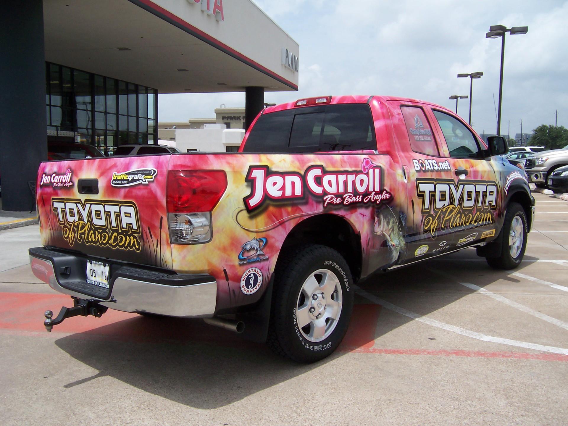 Jen Carroll Toyota