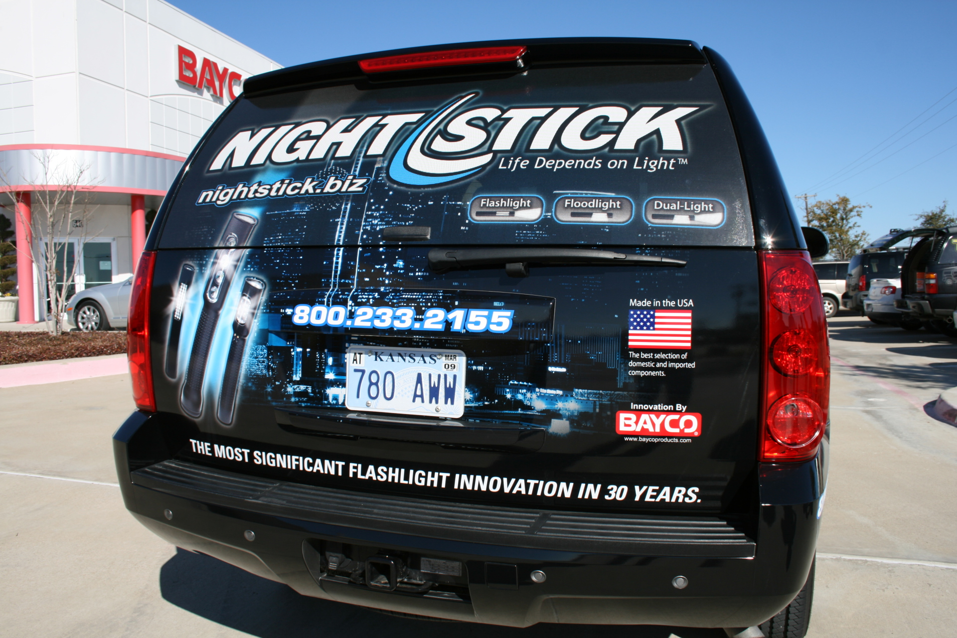 Nightstick - Bayco Products Inc.