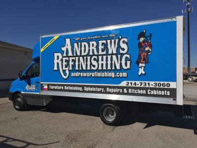 Andrew's Refinishing