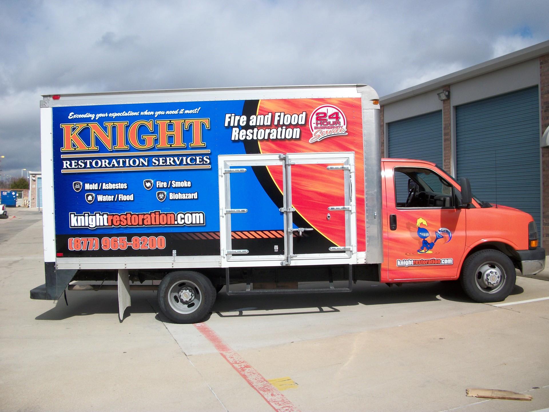 Knight Restoration