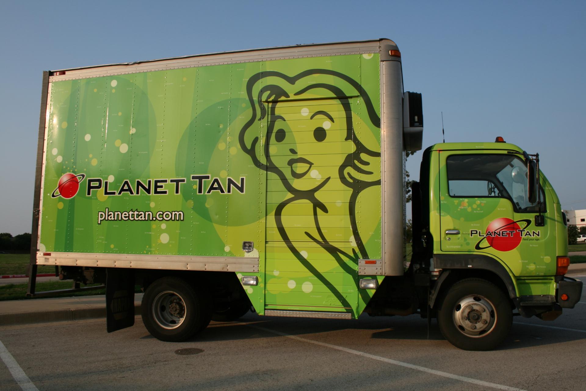 Planet Tan