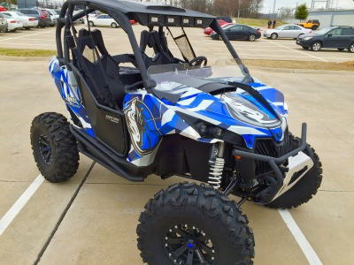 ATV Dallas TX Vehicle Wraps