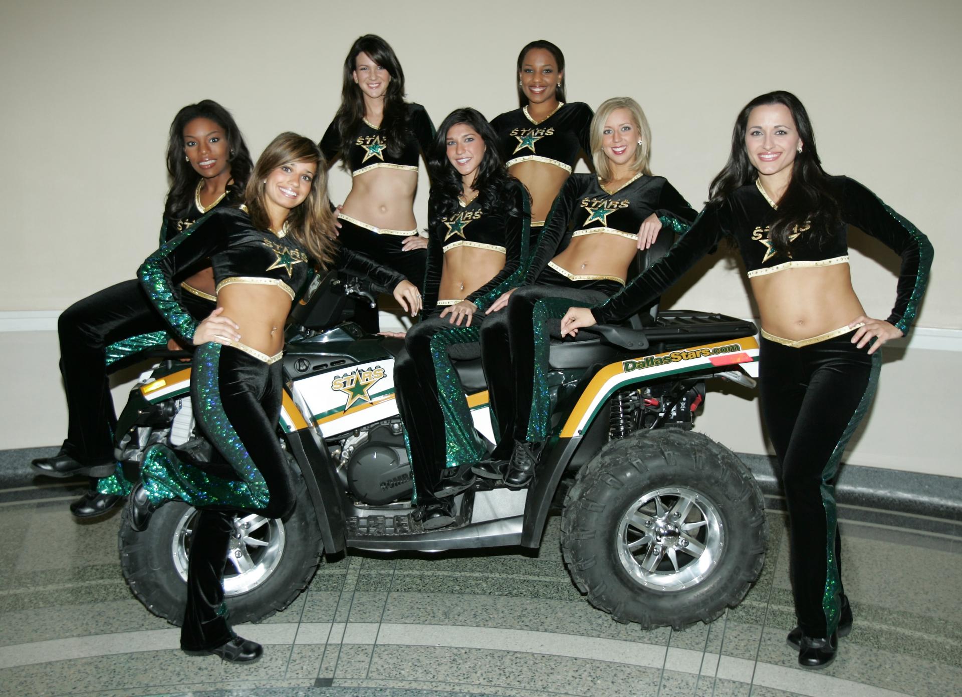 Dallas Stars ATV Wrap Dallas Ft Worth