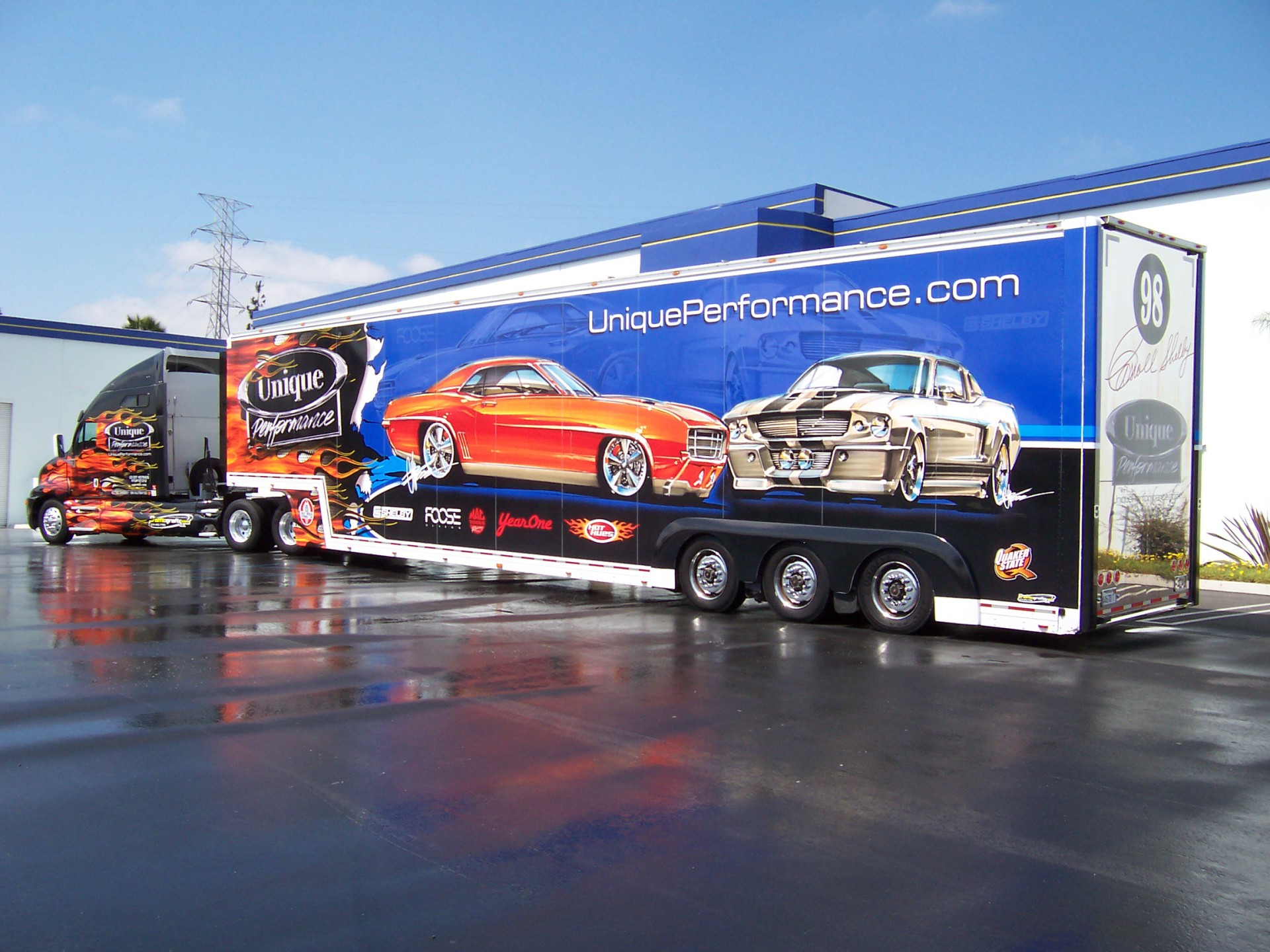 Trailer wrap Dallas Texas, Trailer wrap Ft Worth Texas, Best trailer wrap texas