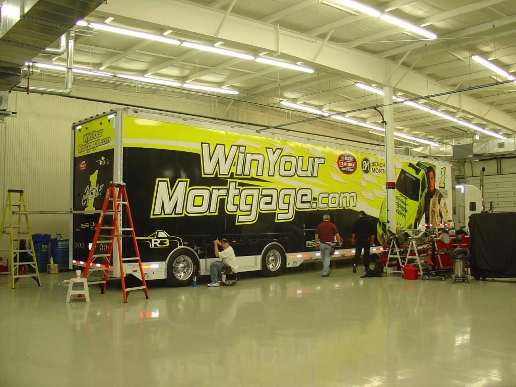Car Hauler wrap Ft Worth texas, car hauler wrap texas, car hauler wrap dallas