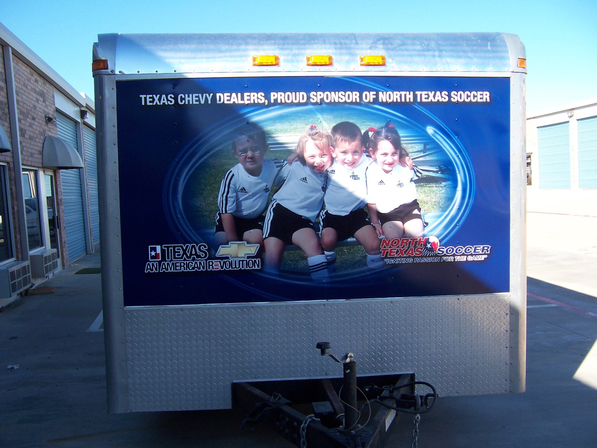 Trailer Wrap Frisco Texas, Trailer wrap dallas, Best trailer wrap