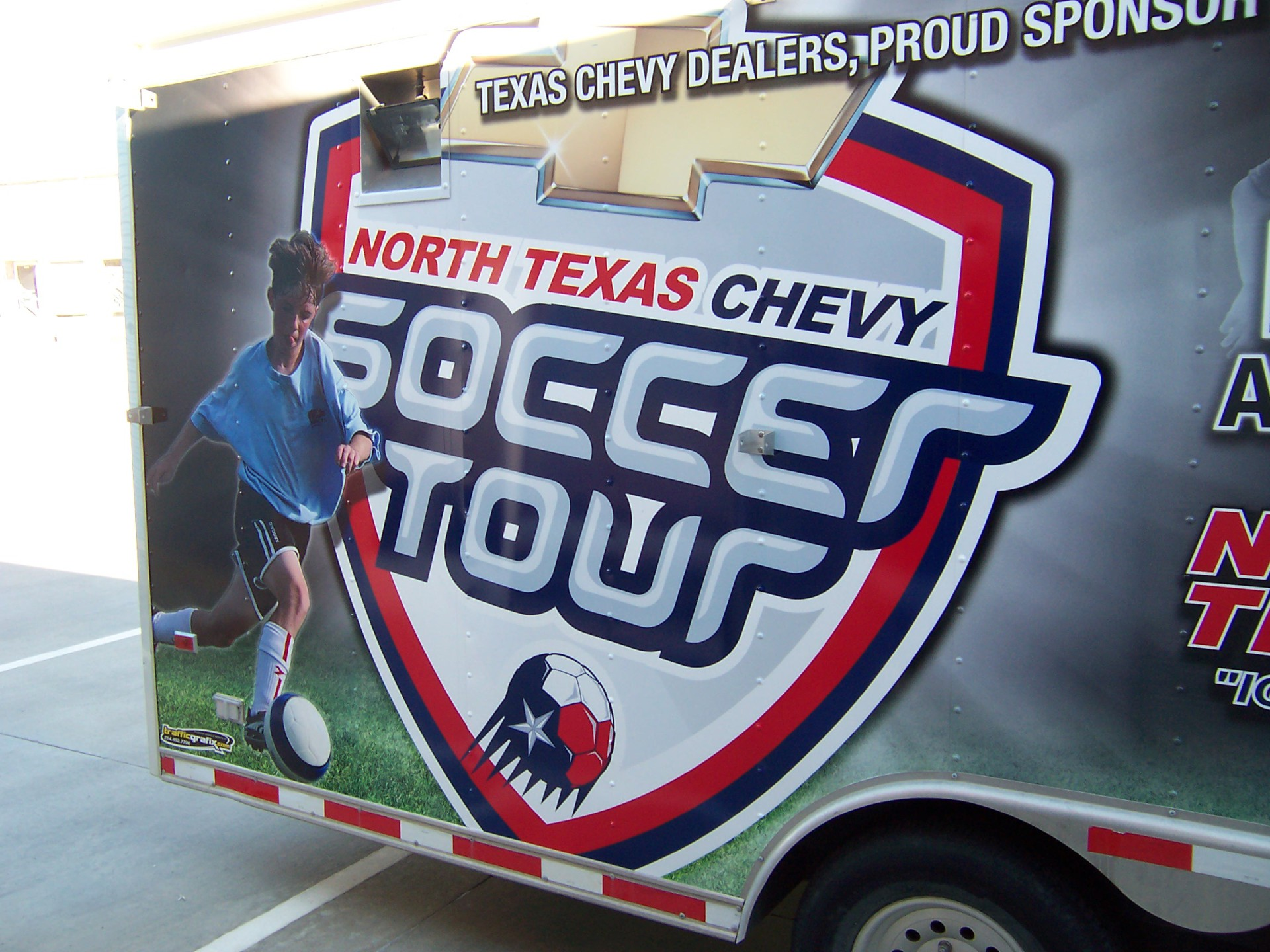 Frisco Trailer wrap, Trailer wrap dallas, Best trailer wrap