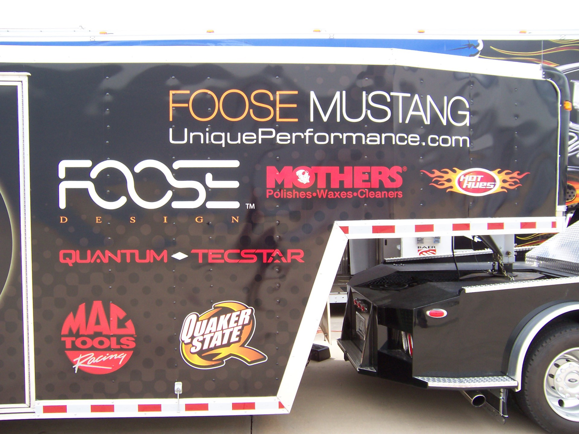 trailer wrap, Foose trailer wrap, dfw trailer wraps, metroplex trailer wraps, trailer graphics